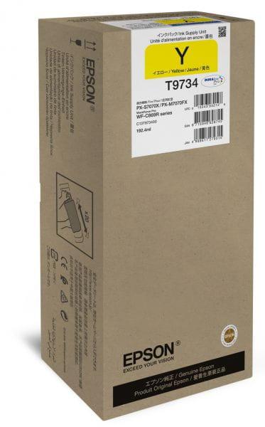 Epson Tintenpatronen C13T973400 2