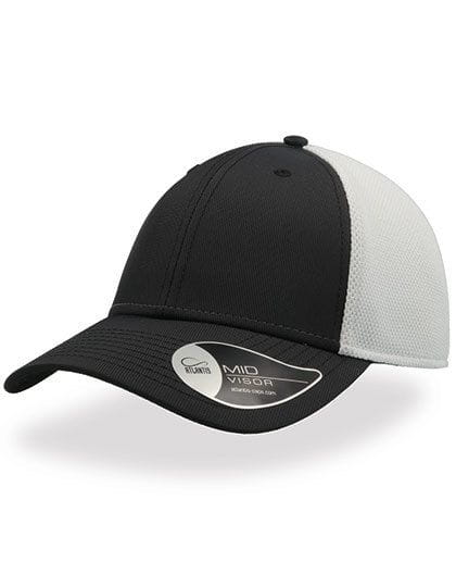 Campus Cap Black / White