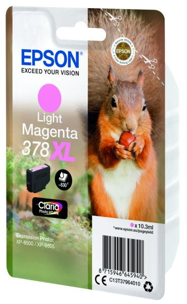 Epson Tintenpatronen C13T37964010 4