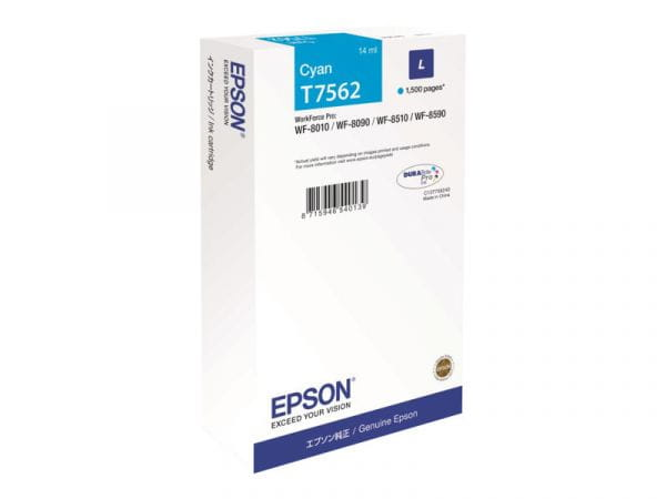 Epson Tintenpatronen C13T756240 3