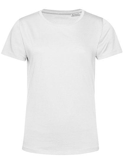 #Organic E150 T-Shirt /Women White
