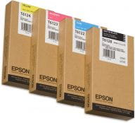 Epson Tintenpatronen C13T612800 5