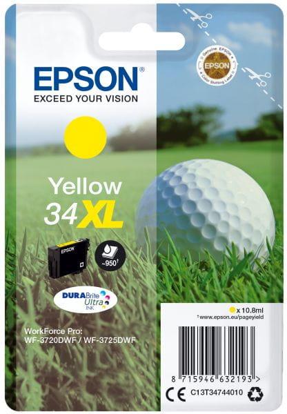 Epson Tintenpatronen C13T34744010 2