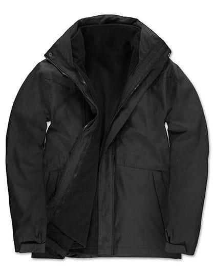 Jacket Corporate 3-in-1 Black