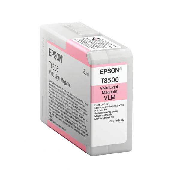 Epson Tintenpatronen C13T850600 1