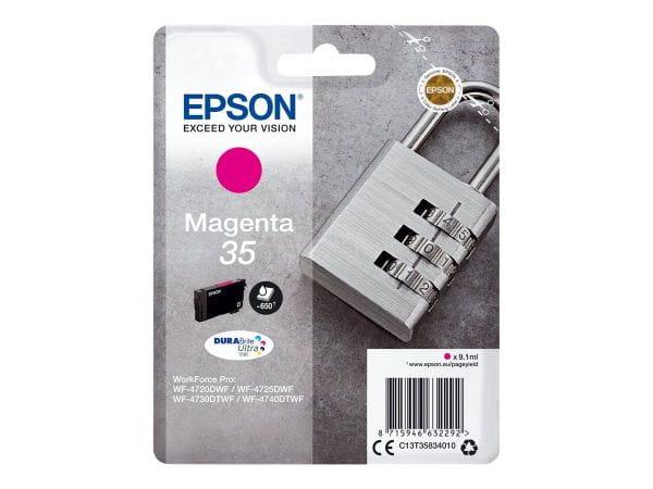 Epson Tintenpatronen C13T35834010 2