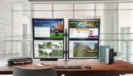 HP Komplettsysteme 2UY41AA#ABD 2